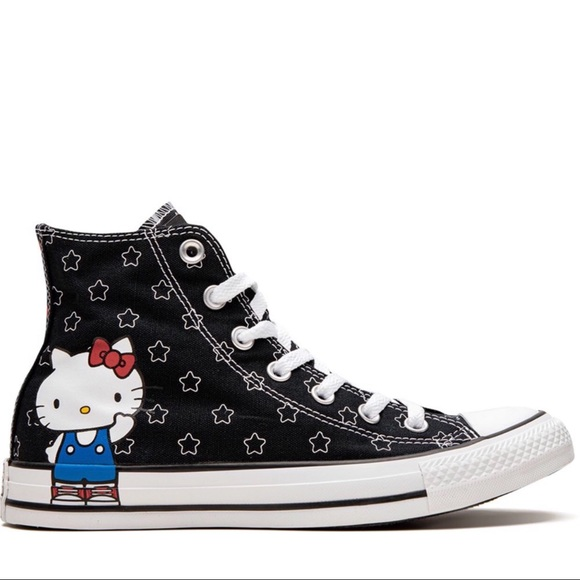 Converse Shoes | Converse Hello Kitty